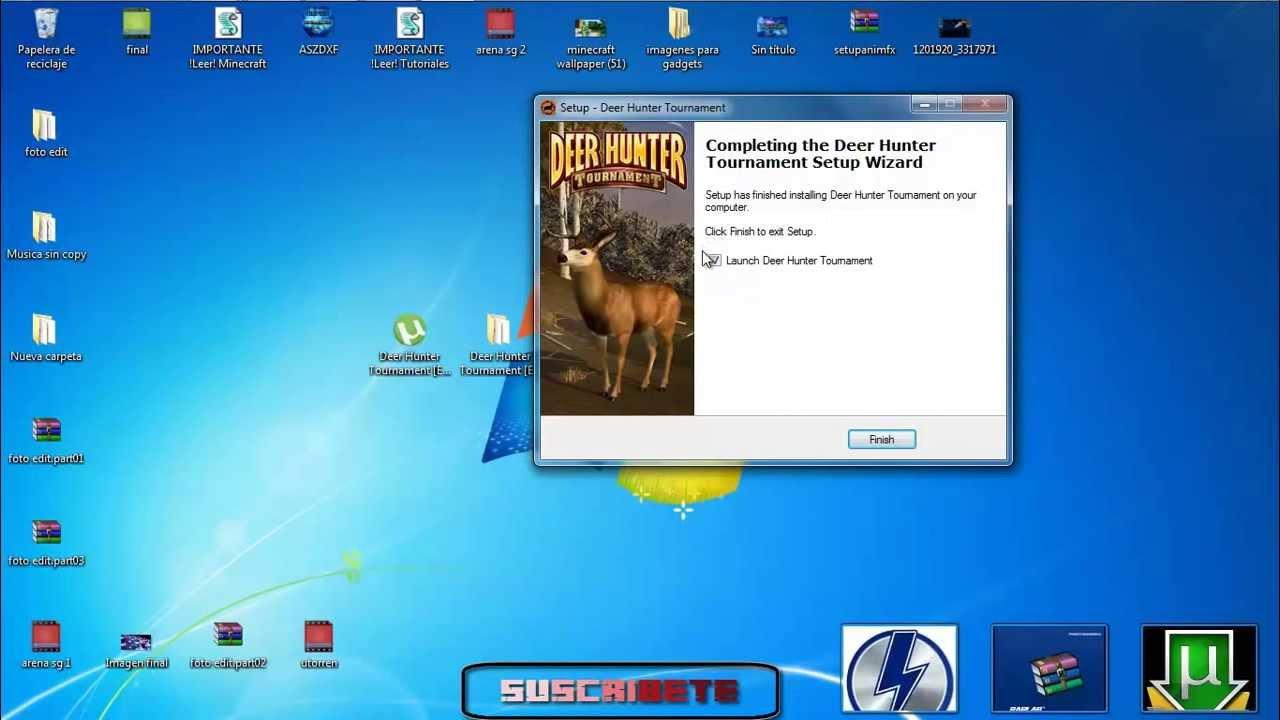 Deer hunter на пк скачать торрент