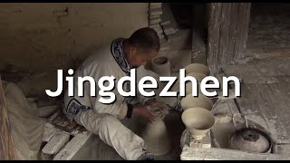 Ming Dynasty Pottery & The Imperial Kiln at Jingdezhen, Jiangxi, China 中国江西景德镇窑窑
