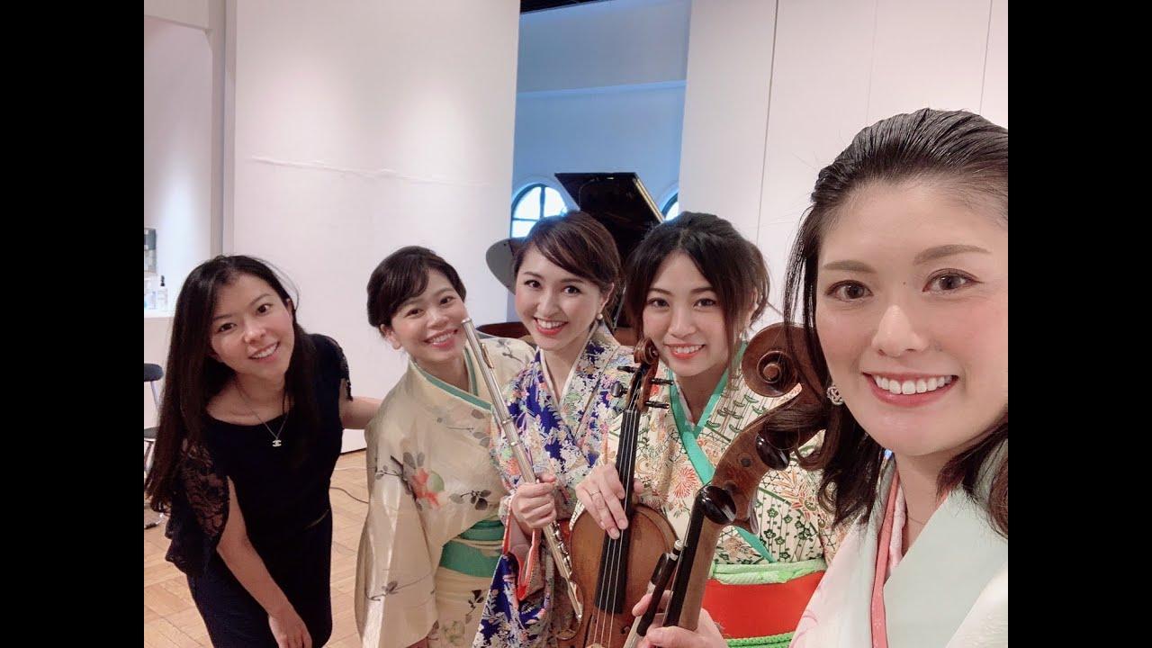 【ウーマンオーケストラ】組曲『KAGUYA』〜竹取物語〜 全編語り付き