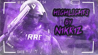 Highlights by N1kr1z II CS:GO montage