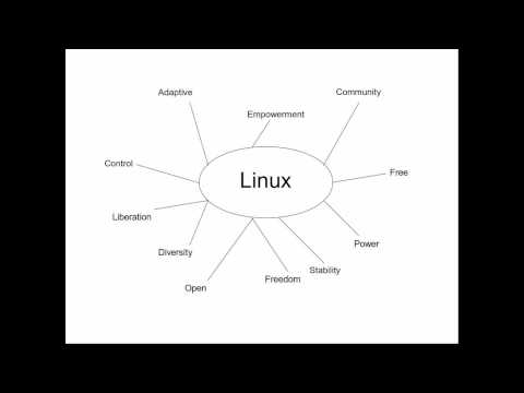 The Linux Foundation Video Site:: You are Linux