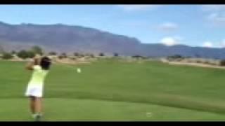 Sandia Golf Course in Albuquerque, New Mexico