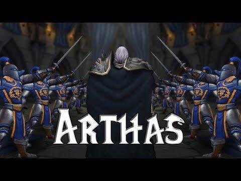 Tutta la Storia di Arthas ► Warcraft Lore