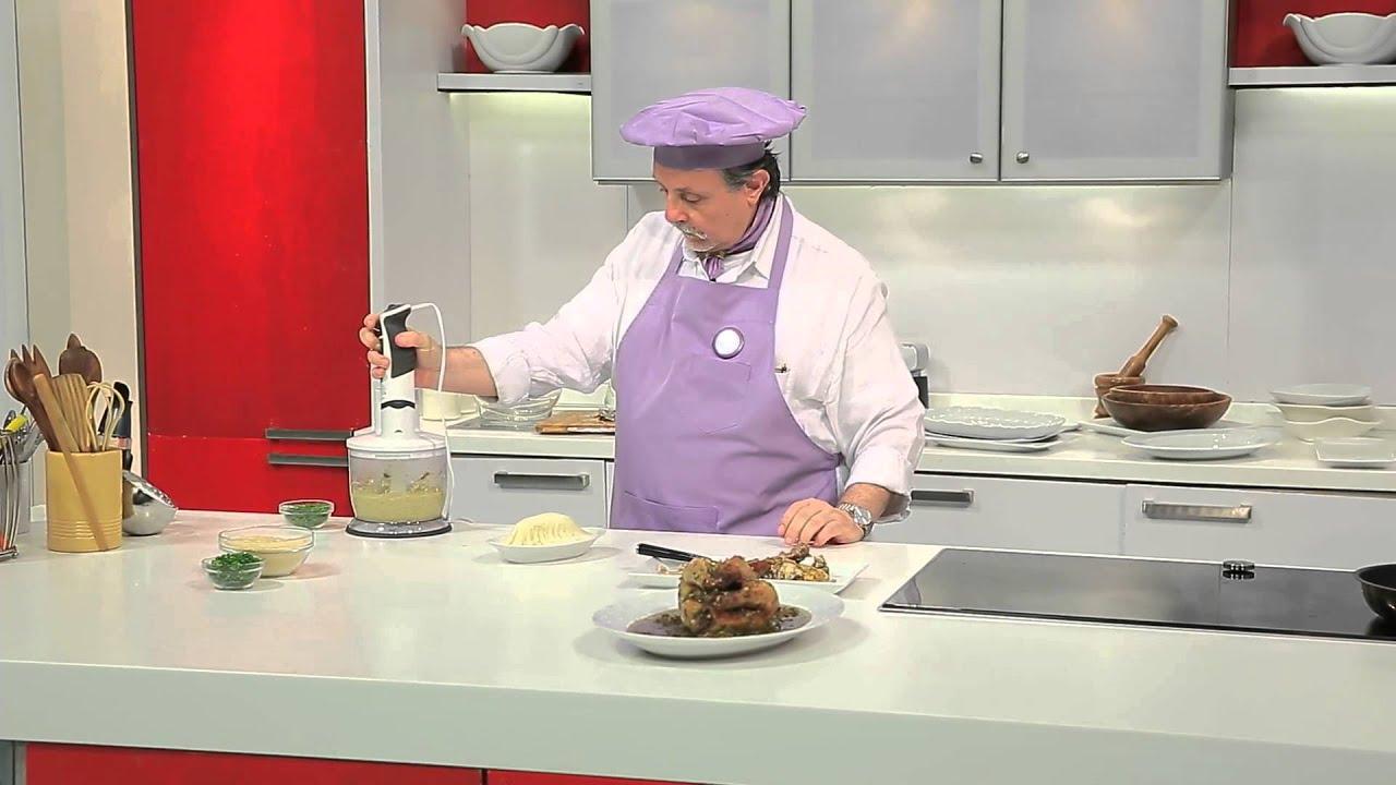 طاجن الدجاج بالشعير - كفتة الدجاج بالبطاطس : طبخة ونص حلقة كاملة