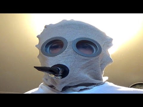 History of the Modern Gas Mask