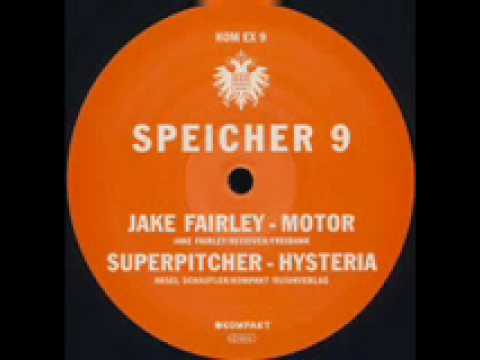 Jake Fairley - Motor