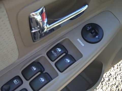 2007 Kia Spectra EX Automatic Stock #PK5423