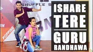 ISHARE TERE | Guru Randhawa | Dance Choreography Imon Kalyan ft. Shayani