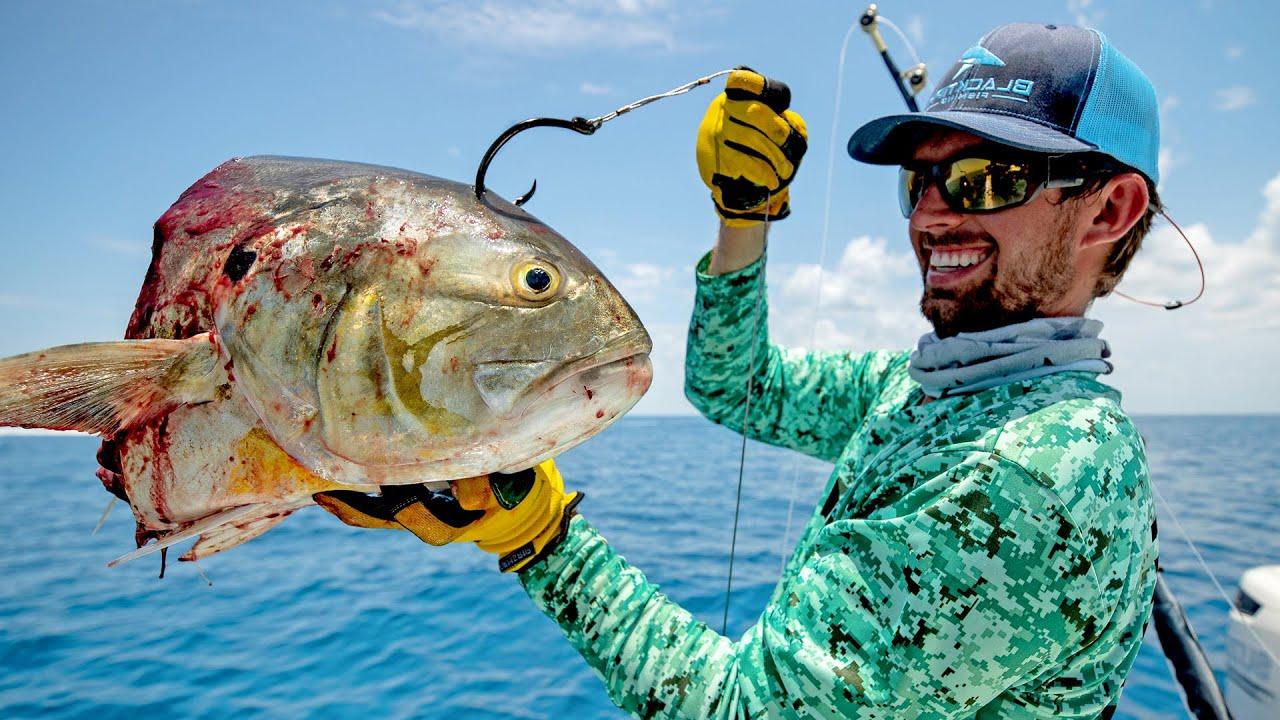 Using MONSTER Baits for GIANT Fish!