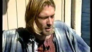 Kurt Cobain Nirvana Bravo TV 1998 (GERMAN)