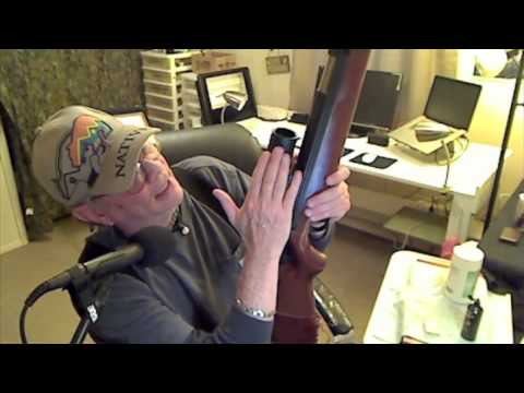 The Alternative 22 Caliber Rifle 144