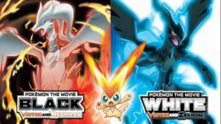 Pokemon Movie 14 Black And White Opening Theme OST .