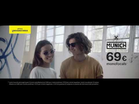 Campanya De Verano - MUNICH T'inspira -  Ulleres Graduades MUNICH