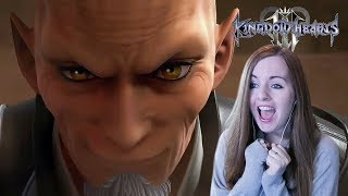I COULD CRY RIGHT NOW! | Kingdom Hearts 3 Trailer Reaction