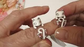SOKOLOV . Обзор Продажа серебряные кольца.