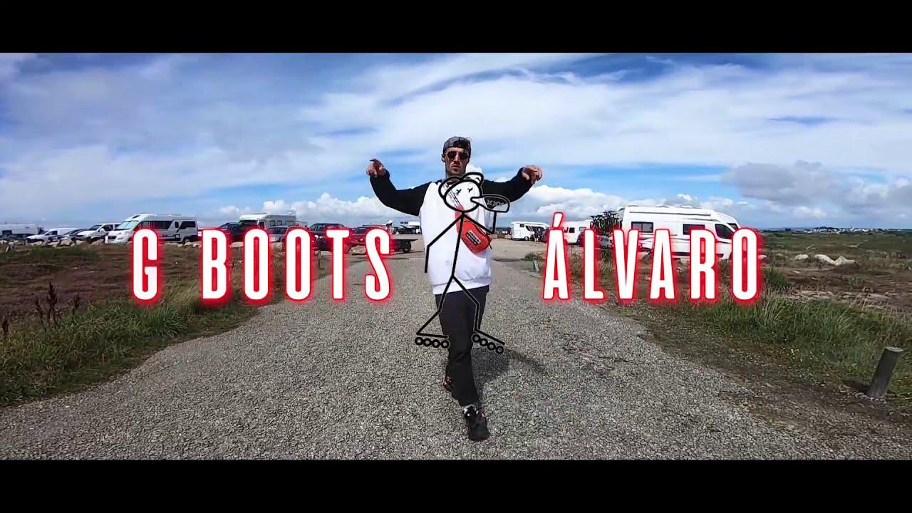 Alvaro Ortuño - GBOOTS Street video profile 2020