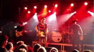 Bakkushan - Sollbruchstelle Live in Mannheim 30.11.2012 Alte Seilerei