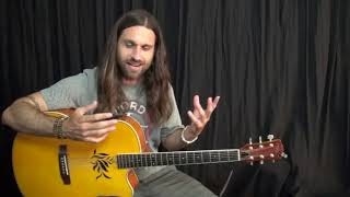 Amazing Grace - Folk Song – Totally Guitars Lesson Preview