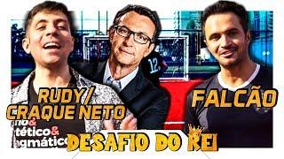 Desafio de finalização - Falcão x Rudy/Neto