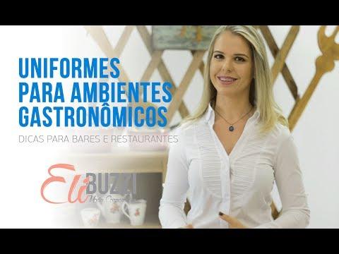 8cccbaf1627d Uniformes Para Ambientes Gastronômicos - Blog Eli Buzzi, Moda Corporativa