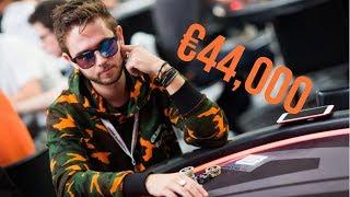 ZEDD Takes 3rd for €44,000
