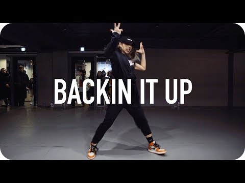 Backin' It Up -  Pardison Fontaine ft. Cardi B/ Mina Myoung Choreography
