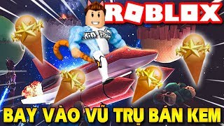 Roblox | BUY A SEMI-CREAMY SPACESHIP FOR ALIEN-🍦 ICE CREAM VAN SIMULATOR | KiA Pham
