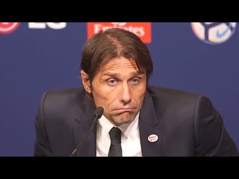 Chelsea 1-0 Manchester United - Antonio Conte Full Post Match Press Conference - FA Cup Final