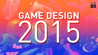5 Bits of Good Game Design from 2015 | Game Maker's Toolkit