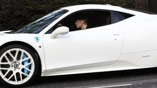 Justin Bieber's Cars And House Collections HD - Celebritycarsinfo