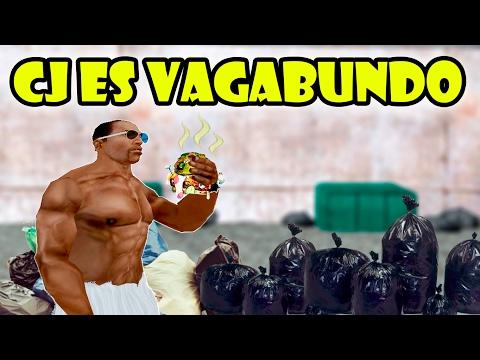 GTA San Andreas Loquendo - CJ es Vagabundo