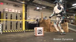 İnsanlığın Geldiği Son Nokta..Atlas isimli yeni nesil robot