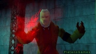 Metal Gear Solid - Solid Snake vs Revolver Ocelot - Boss Fight - Shadow Moses - MGS HD
