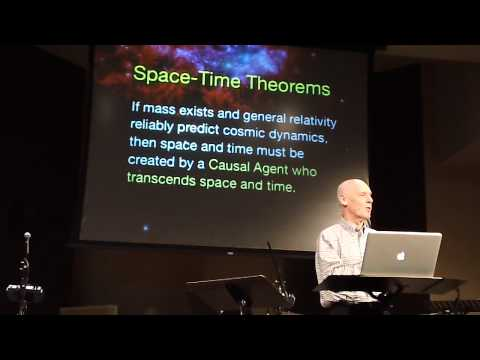 Cosmic Evidences for Christ as Creator of the Universe Part 1 Dr. Hugh Ross