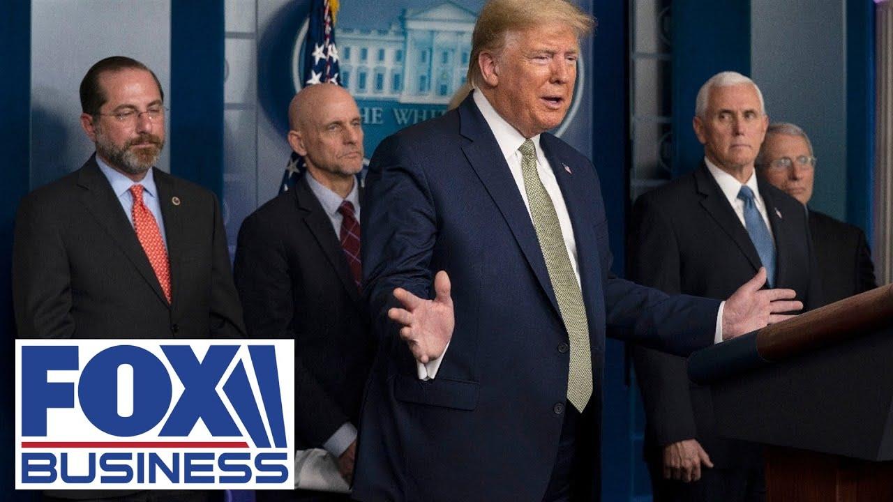 Trump, Coronavirus Task Force hold press briefing at White House | 4/10/2020