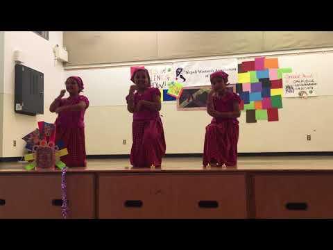 Nepali Dance: Nepal ki Chhori Hu Ma ...