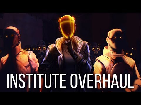 How to Overhaul the Institute in Fallout 4