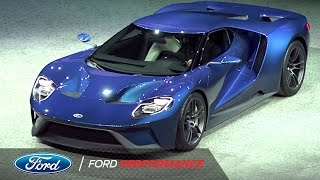 Making of the Ford GT: Full Throttle | Ford GT | Ford Performance