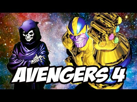 "Thumbnail: INFINITY WAR PLOT HINT! - ""Avengers 4"" Title Is a Big Spoiler!"