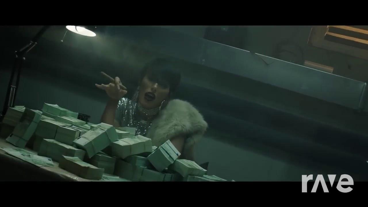 Slađana Te 2017 Izrada Matrica - Jelena Karleusa & Senidah ft. Azis | RaveDJ