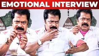 Actor Pandiarajan Emotional