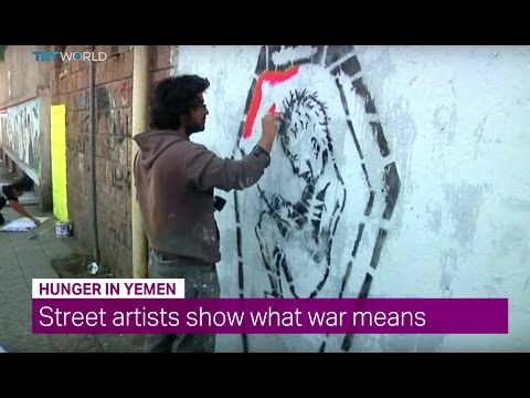 Showcase: Yemeni Street Art