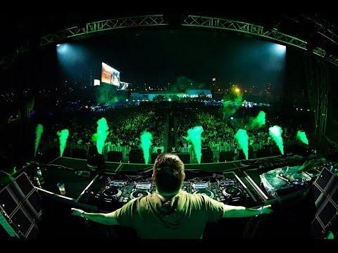 Orjan Nilsen live @ A State Of Trance 850  Bangkok, Thailand