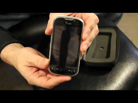 T Mobile My Touch 4G: Unboxing and First Look