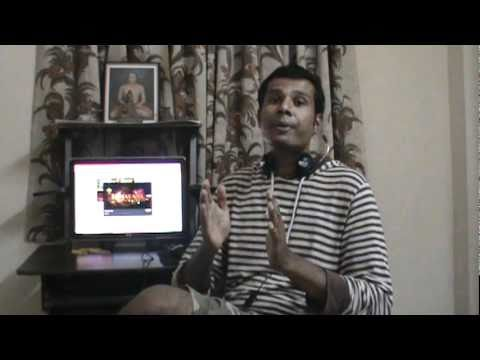 mohan talks on Ramayana (animation Movie)