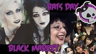 BATS DAY BLACK MARKET! | Black Friday
