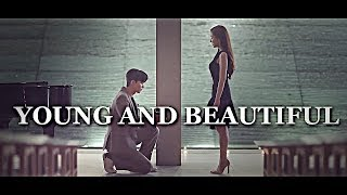 Gambar cover Young and beautiful | Multifandom