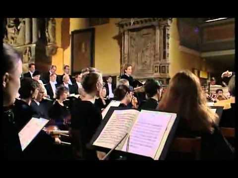 "Bernarda Fink sings ""Schliesse, Mein Herz"" from Bach's Xmas Oratorio"