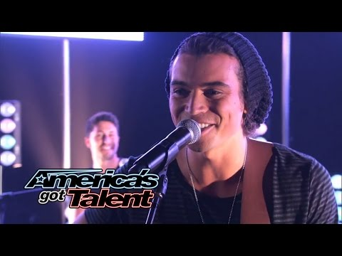 """Miguel Dakota: Brings Radio City to Life With """"Come Together"""" Cover - America's Got Talent 2014"""