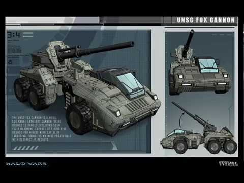 Halo Wars 2 unsc vehicle thoughts